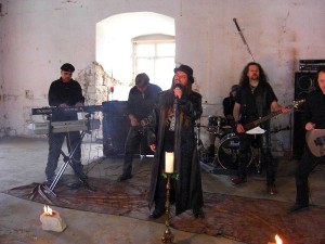 human fortress videoshoot wasted years 006